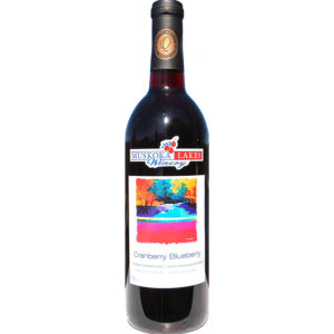 Muskoka Lakes Cranberry Blueberry Wine