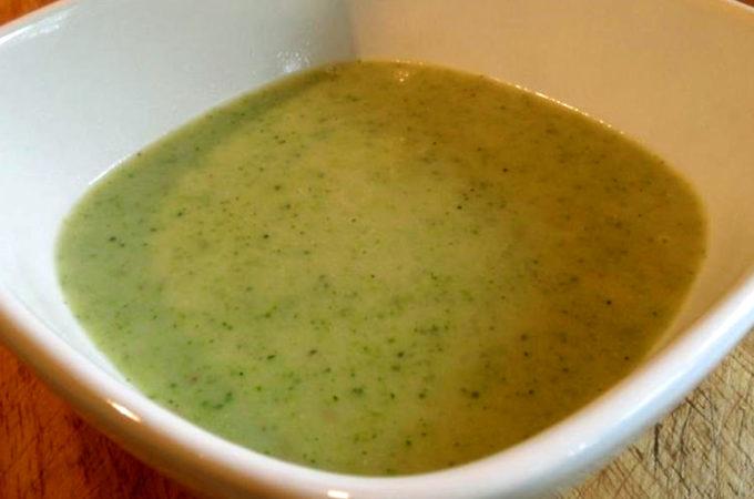 Cranberry & Stilton Soup