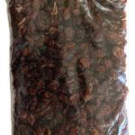 450 gram bag of Johnston's apple juice infused dried cranberries