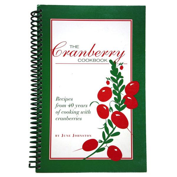 Mrs J's Cranberry Cookbook