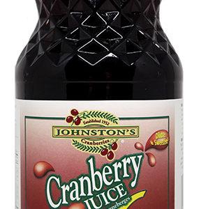 946 ml jar of pure cranberry juice