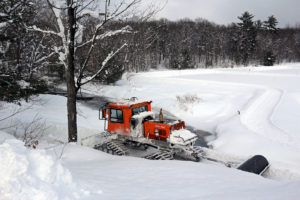 sno cat grooming trails