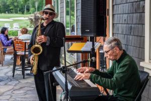 Mitch Beube jazz combo