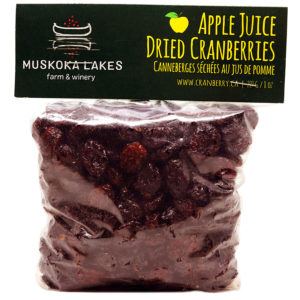 apple juice dried cranberries 8 oz