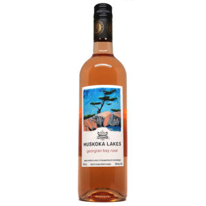 muskoka lakes winery georgian bay rose