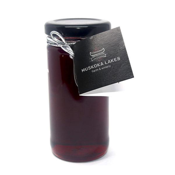 cranberry blueberry wine jelly