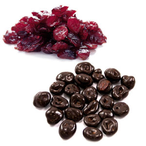 Dried & Chocolate Berries